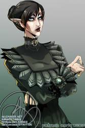 2019 Commission: Lisenne / Final Fantasy XIV