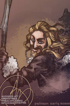 2019 Patreon Sketch: Fili