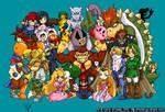Super Smash Bros Melee FLASH