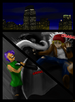 Gargoyles: A Tale of Jersey City Chapter 1 Page 1