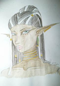 Lady Elf - Amazon
