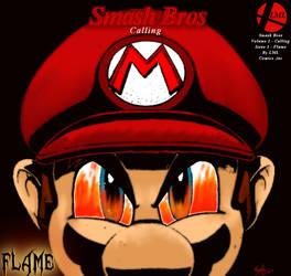 Smash Bros, Calling, Flame cover