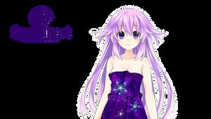 Megadimension Neptunia Adult Neptune Bath Render