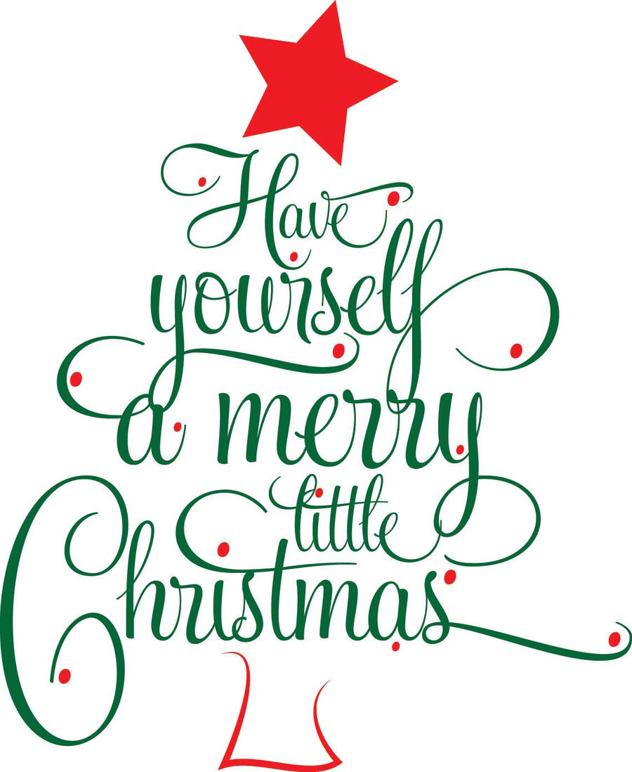 Have Yourself a Merry Little Christmas by CheshireCatSmile37 on ...