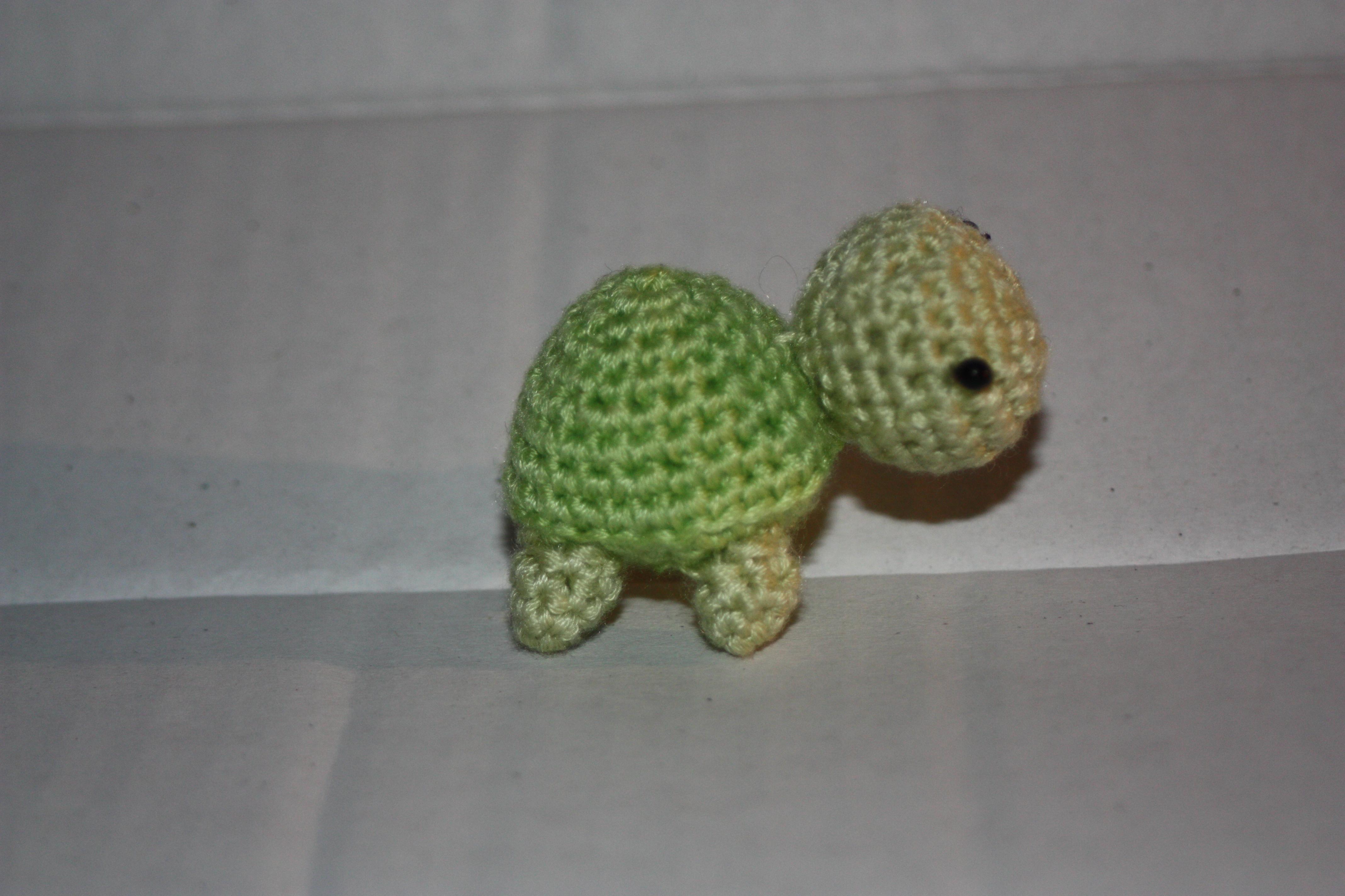 Amigurumi Pattern Generator : Amigurumi turtle by Lotties-Pockets on DeviantArt