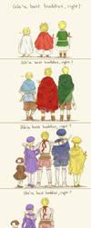 [APH Nordics] We are... by Enbi-to-Miruku