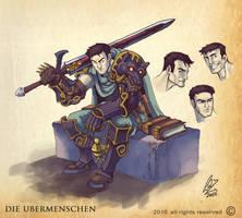 Die Ubermenschen - Arcanis by Savedra