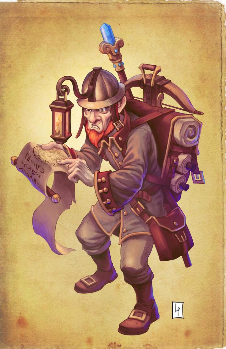 Gnome wizard explorer by Savedra