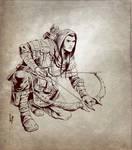 Neela half-elf ranger