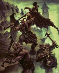 Demonic Horde