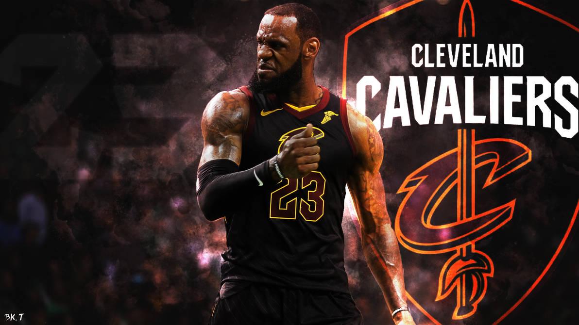 LeBron James 2018 Wallpaper HD by BkTiem ...