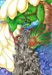 Plant Phoenix by Sternen-Gaukler