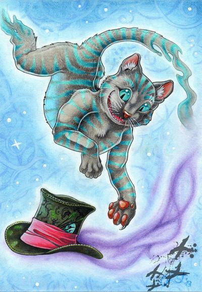 Cheshire Cat by Sternen-Gaukler