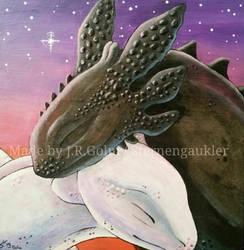 Dragons by Sternen-Gaukler