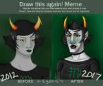Art Improvement Meme: Kanaya by Zelda-Chan202