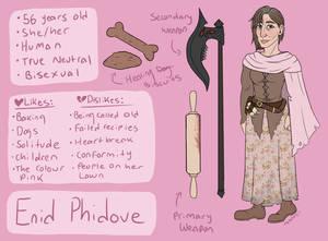 Enid Phidove
