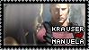 Jack Krauser x Manuela Hidalgo by QuidxProxQuo