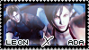 Leon S. Kennedy x Ada Wong -2- by QuidxProxQuo
