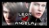 Leon x Angela by QuidxProxQuo