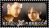 Billy X Rebecca by QuidxProxQuo