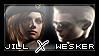 Jill X Wesker by QuidxProxQuo