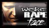 Wesker Rape Face by QuidxProxQuo