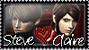 Steve X Claire -2- by QuidxProxQuo