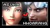 Asuka X Hwoarang by QuidxProxQuo