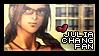 Julia Chang Fan by QuidxProxQuo