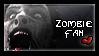 Zombie Fan by QuidxProxQuo