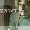 Leon S. Kennedy Icon o8 by QuidxProxQuo