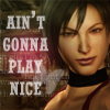 Ada Wong Icon o1 by QuidxProxQuo