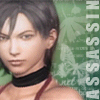 Ada Wong Icon 14 by QuidxProxQuo