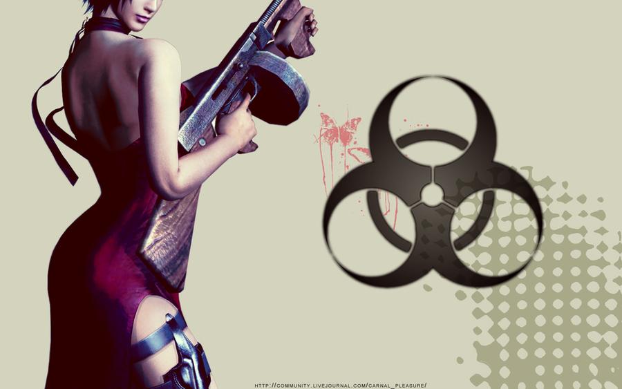 biohazard -Ada Wong- by QuidxProxQuo