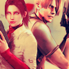 Leon x Claire o3 by QuidxProxQuo