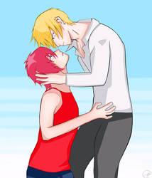 [AT] I need you - Yuki/Shuichi