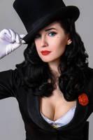 DC Zatanna Zatara Cosplay by ChristinMcCoy
