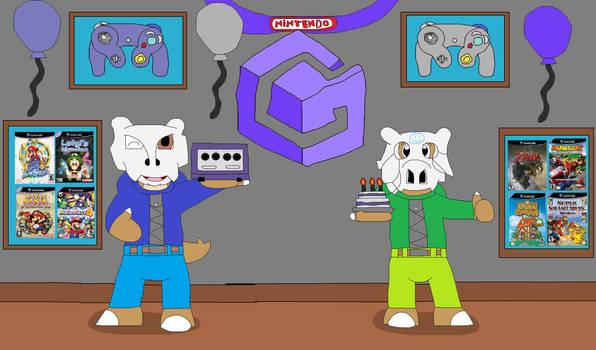 The GameCube's 20th Anniversary