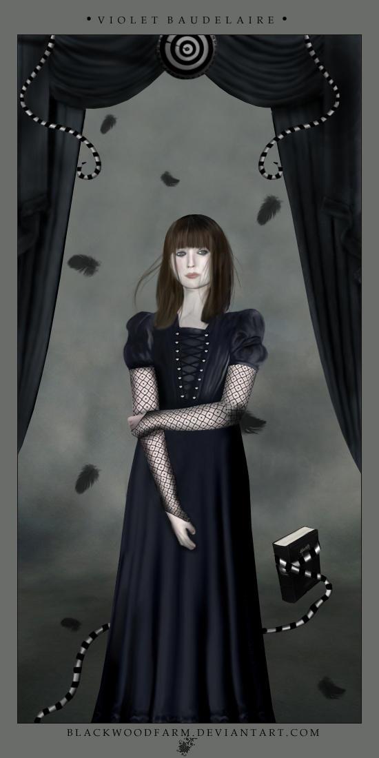 Violet Baudelaire by blackwoodfarm on DeviantArt