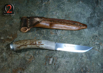 Neck Knife by wolfetrap