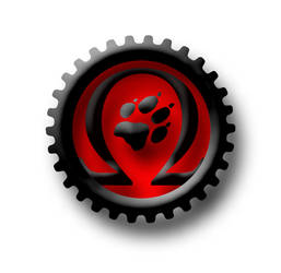 Omega Wolfe Designs Logo by wolfetrap