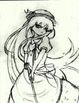 Tenshi Sketch
