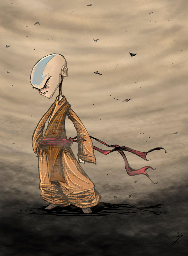 Aang by Sinz02