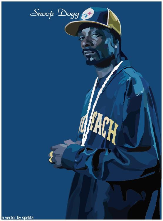 Snoop Dogg by Spekta-