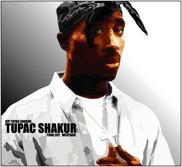 Tupac: The WestCoast Don by Spekta-