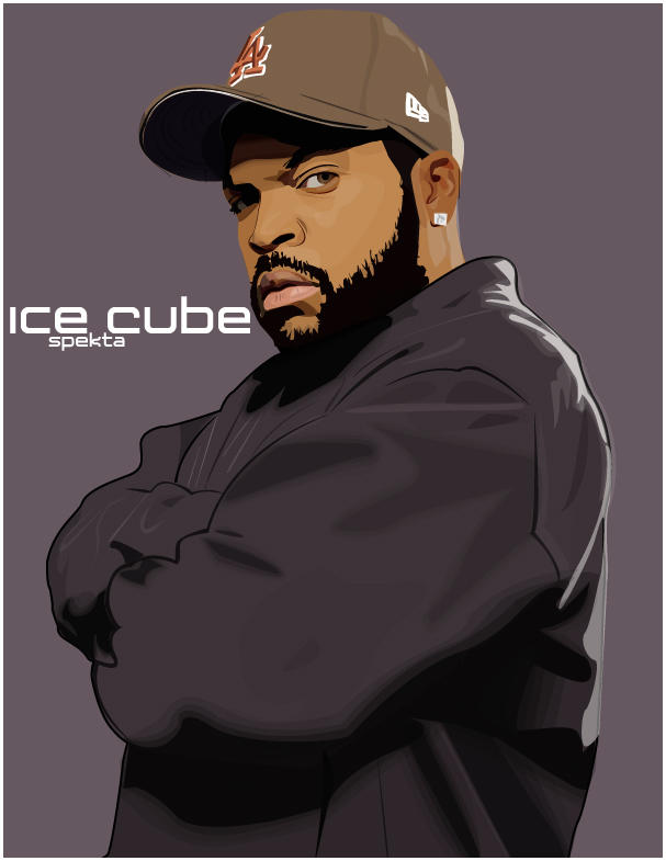 Ice Cube Rapper Wallpaper Ice cube by spekta-