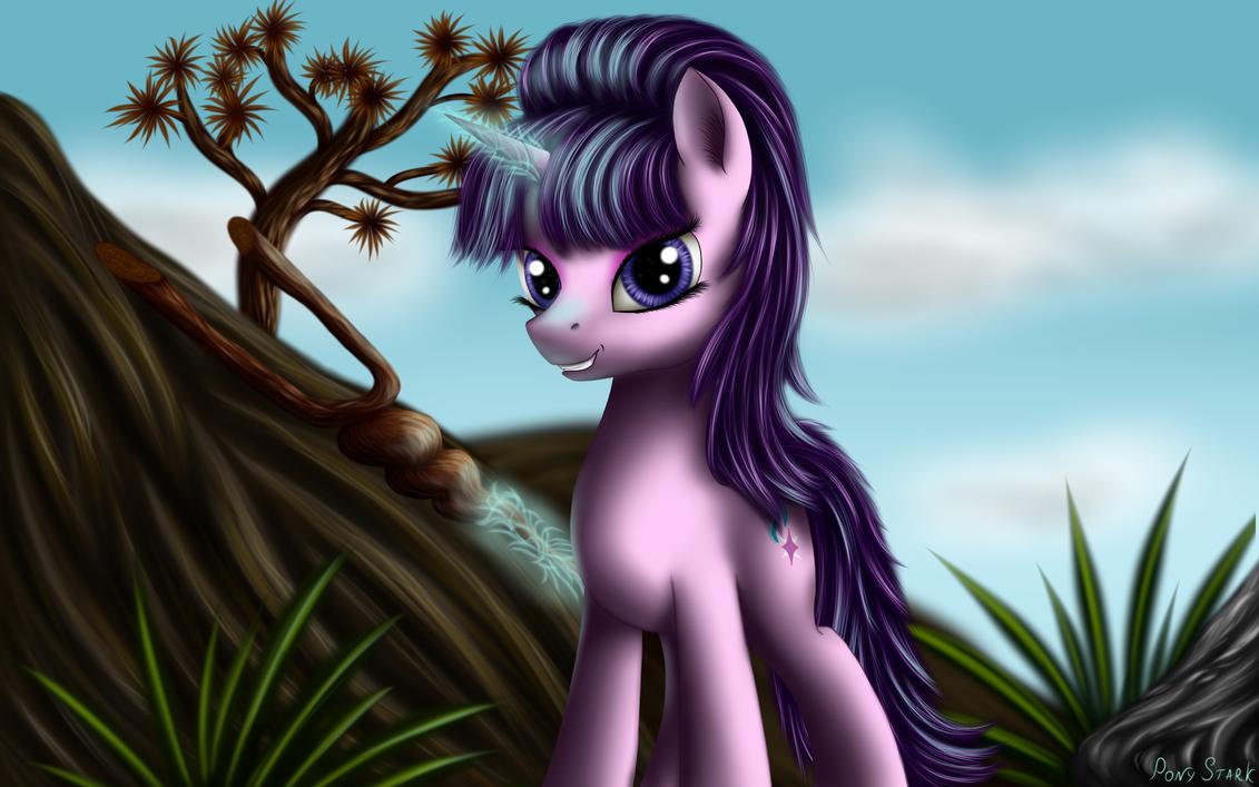Starlight Glimmer by Pony-Stark