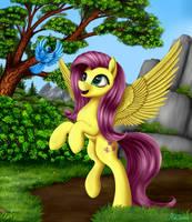 Let's fly! by Pony-Stark