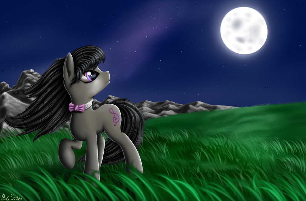 Octavia Melody by Pony-Stark