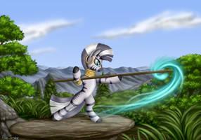Zecora by Pony-Stark